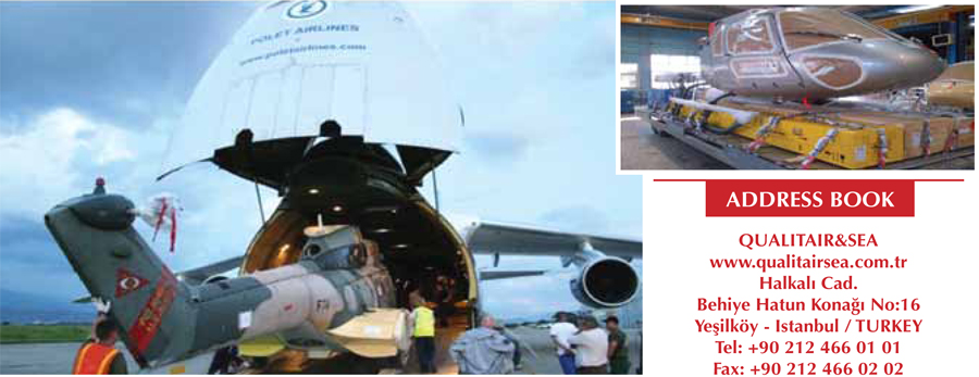 In Turkish Market 2015 Is A Threshold For Qualitair&Sea International Logistics